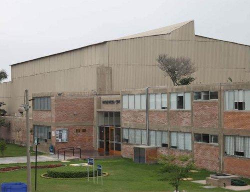 PUCP: Cambio de coberturas y paneles laterales en la Facultad de Ingenieria Civil