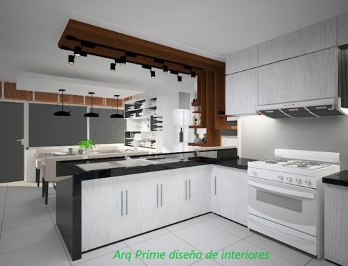 CORPAC – SAN ISIDRO: Diseño para remodelacion de cocina